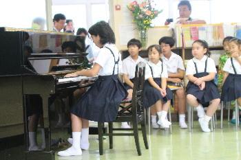 作新学院祭(2日目):小学部ト...